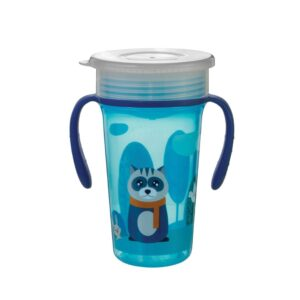 BeeBaby 360° Degree Magic Spoutless Transition Sippy Cup With Handle