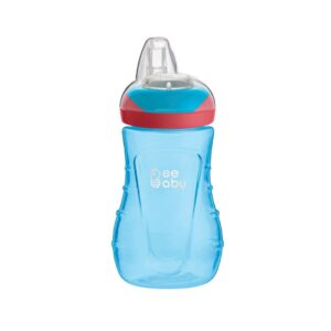 BeeBaby Soft Silicone Spout Sippy Cup 250 ML / 9Oz. (9m+)