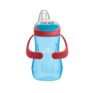 BeeBaby Soft Silicone Spout Sippy Cup  250 ML / 9Oz. With Handle (9m+)