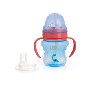 BeeBaby 2 in 1 Spout & Straw Sippy Cup – 150 ML